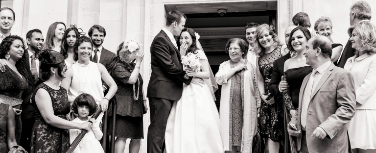 black and white photography by Sharron Goodyear Brighton wedding photographer