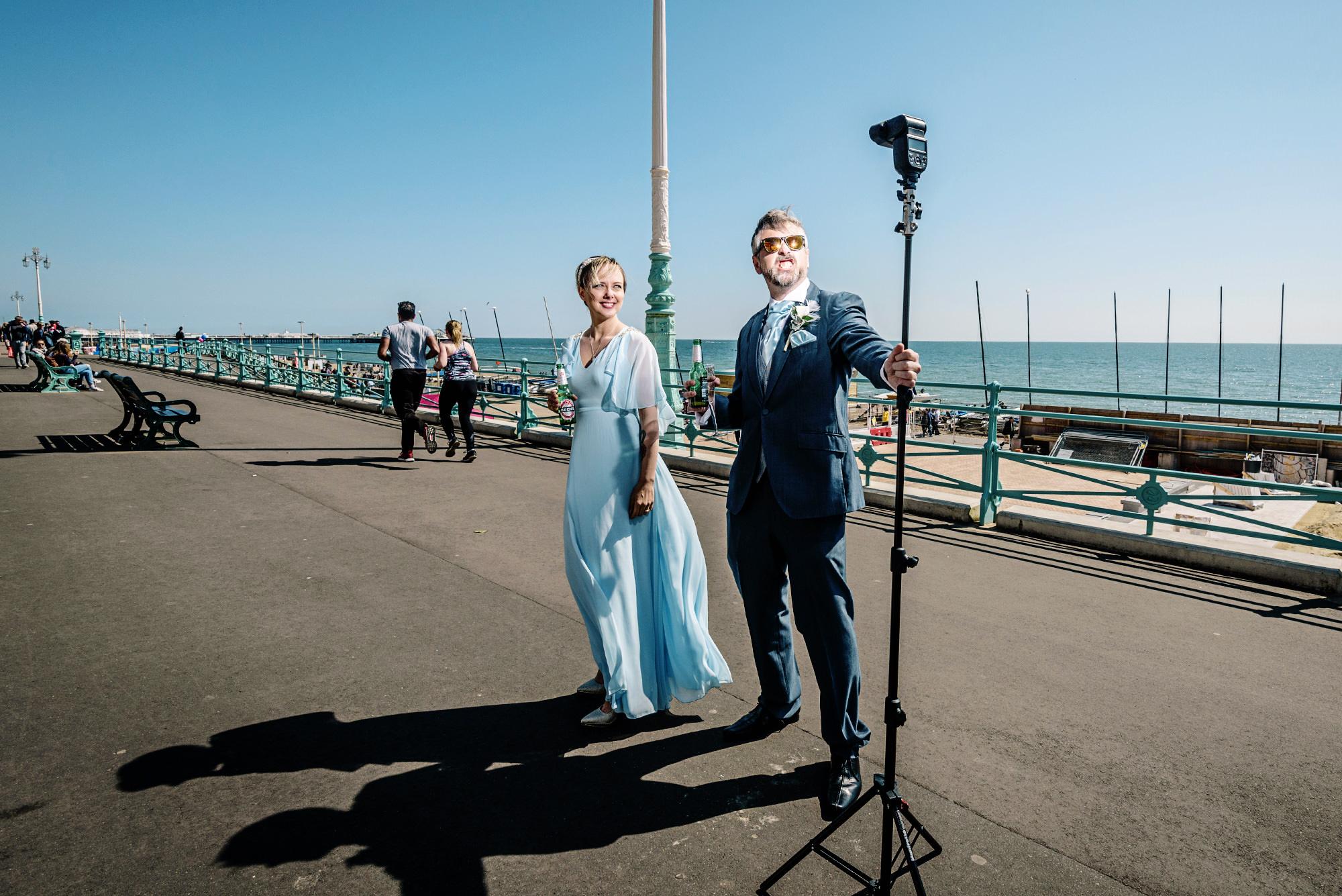 wedding photographer brighton